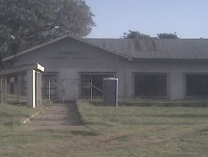 The play play Sharpeville police station